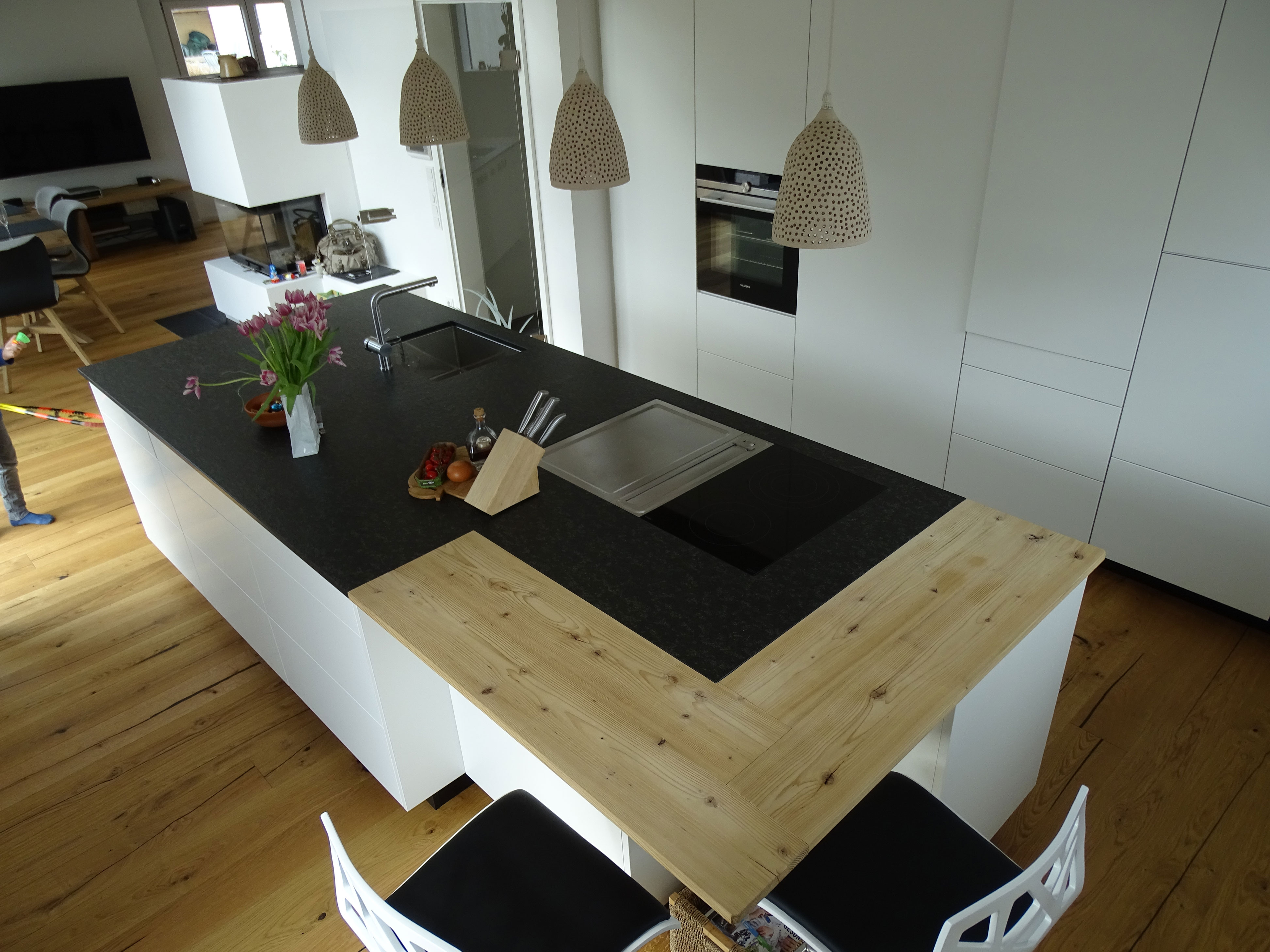 Küchenzeile Essecke
